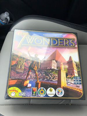 7 wonders board game for Sale in Seattle, WA