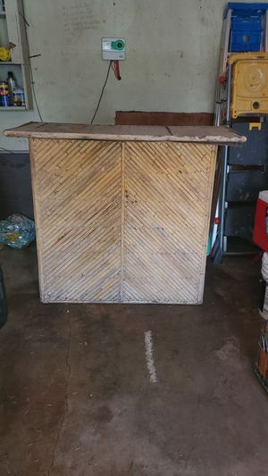 Rustic Tiki Bar for Sale in Portland, OR