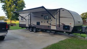 2016 forest river grey wolf toy hauler camper for Sale in Lumberton, NC