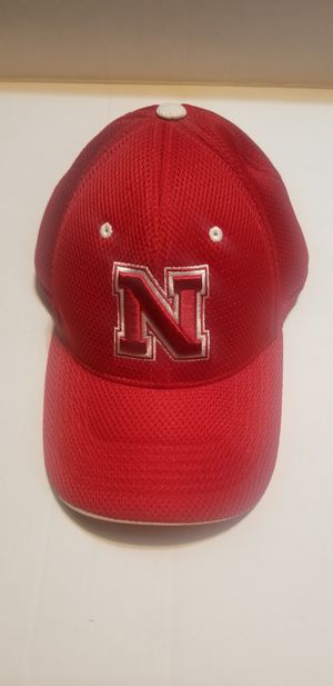 MEN'S NEBRASKA HUSKERS CAP ONE FIT FLEX for Sale in Fort Smith, AR