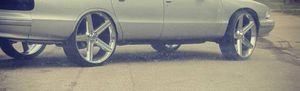 """26"""" inch rims for Sale in Overbrook, WV"""