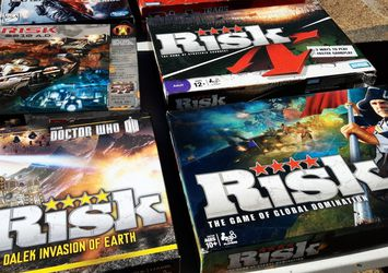 Risk Board Games (6) for Sale in Bethel Island,  CA
