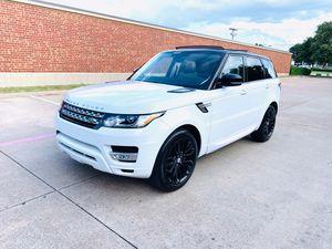 2015 Range Rover for Sale in Dallas, TX