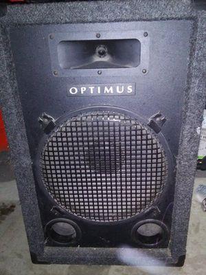 12in PA speaker 200wmax 100wrms for Sale in Minnetonka, MN