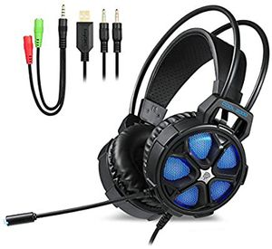Xbox one &ps4 chat headset with mic Nintendo switch compatible for Sale in South Gate, CA