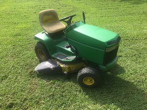 John Deere riding lawn mower tractor for Sale in Carrollton, GA