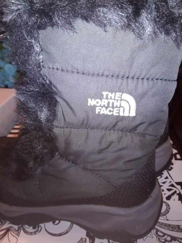 North Face boots for girls
