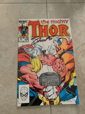 Thor #338 for Sale in Lubbock, TX
