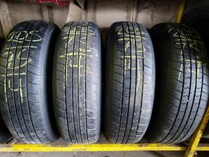 Set of 4 tires 14 inch for Sale in San Antonio, TX