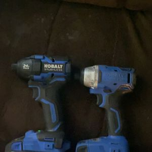 Kobalt Impact Drivers for Sale in Victoria, TX