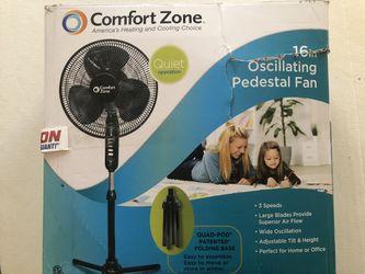 Comfort Zone Fan for Sale in Brooklyn,  NY