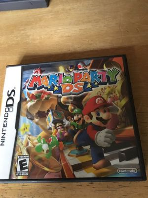 Mario Party DS for Sale in Weston, FL