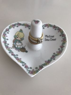 Precious Moments Mother Ring Holder for Sale in Henderson, NV