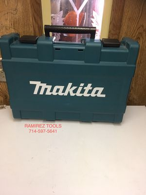 Makita 18-Volt LXT Lithium-ion Brushless Cordless 2-piece Combo Kit (Hammer Drill/ Impact Driver) 5.0Ah for Sale in Perris, CA