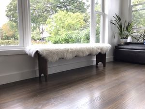 "Wood bench 66"" long for Sale in Portland, OR"