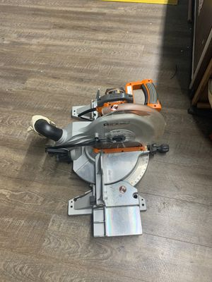 ridgid table saw for Sale in Mesquite, TX