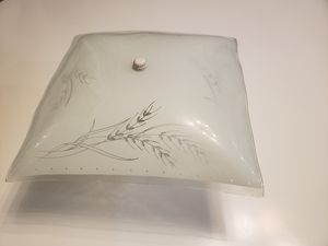 Vintage ceiling light fixture for Sale in Gig Harbor, WA
