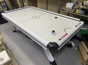 Air Hockey Table Costco Medal Sports 89 inch for Sale in Los Angeles, CA