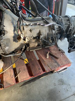 06-08 grand Cherokee 4x4 transmission for Sale in Federal Way, WA