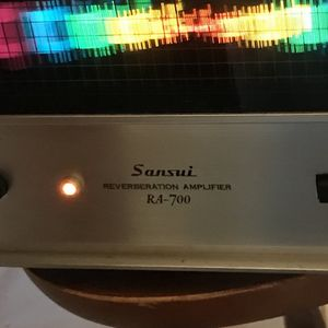 Sansui Reverb Amplifier Ra-700 for Sale in Brunswick, GA