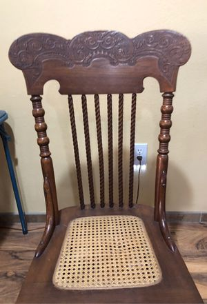 Cane seat Chair for Sale in Sun City, AZ
