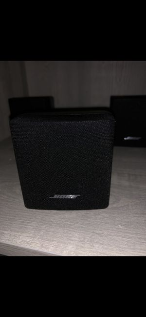 Bose speakers for Sale in Sacramento, CA