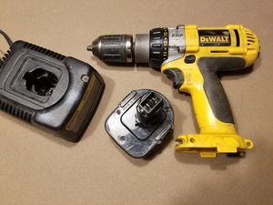 DeWALT battery drill and charger for Sale in Bradenton, FL