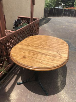Wooden Kitchen Table for Sale (chairs not included) for Sale in Castro Valley, CA