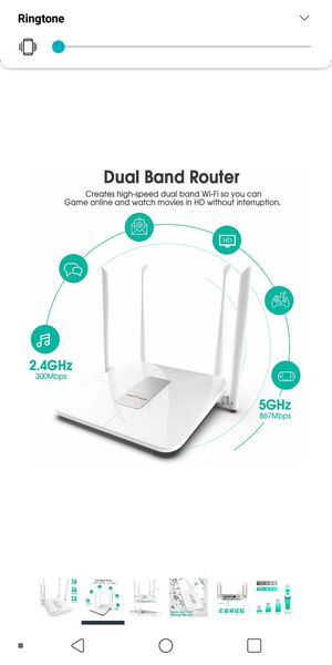 Wireless router for Sale in Lakeside, CA