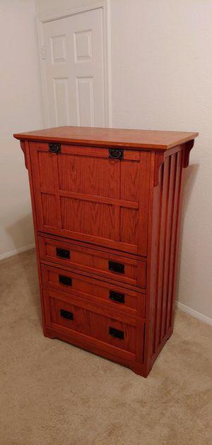 Secretary desk/dresser for Sale in Chandler, AZ