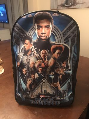 Black Panther backpack. for Sale in Nashville, TN