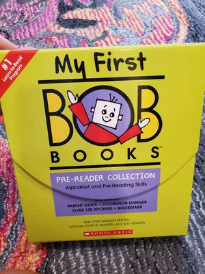 My First Bob Books - Pre-Reader Collection for Sale in Lakewood, CA