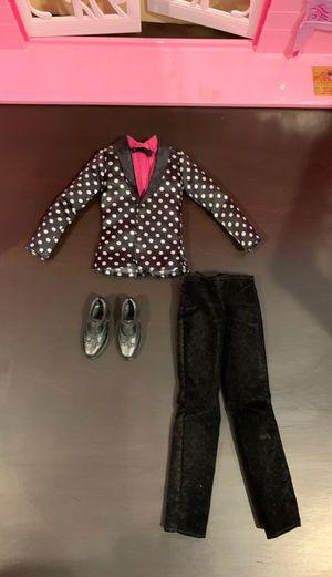 Barbie Ken doll- fancy suit for Sale in DEVORE HGHTS, CA