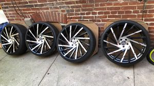 Rims 22x9 5/114 for Sale in York, PA