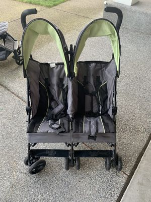 Delta Double Stroller for Sale in Federal Way, WA