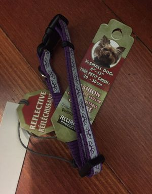Pet collar for cat or small dog for Sale in Tacoma, WA
