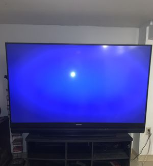 Mitsubishi 92in Rear projection TV for Sale in Pittsburgh, PA