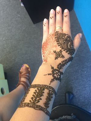 Henna tattoo for Sale in Bellflower, CA