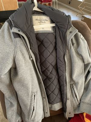 Abercrombie & Fitch Men's Hoodie Jacket for Sale in Lake Mary, FL