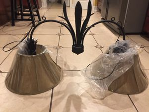 Kitchen Island lighting new for Sale in Hightstown, NJ