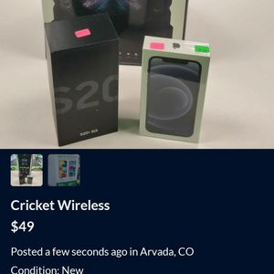 Cricket Wireless for Sale in Arvada, CO