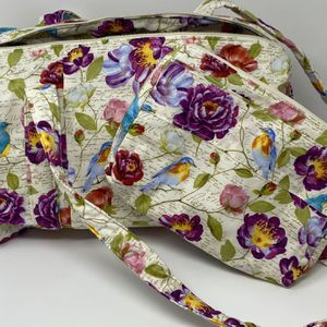 "Handmade Handbag / Purse "" Avian Garden"" for Sale in UT, US"
