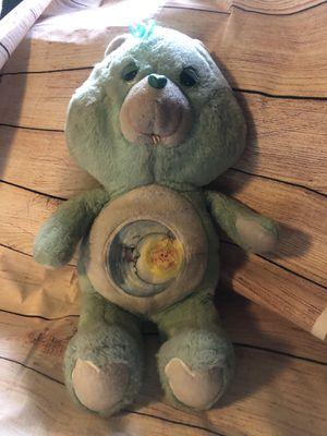 "Vintage care bear 15"" plush for Sale in San Bernardino, CA"