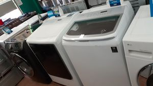 Samsung white top leader for Sale in Whittier, CA