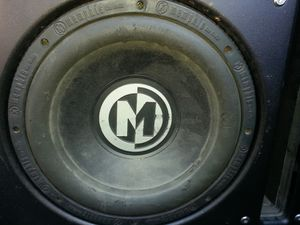 12inch memphis comp for Sale in Plattsburg, MO