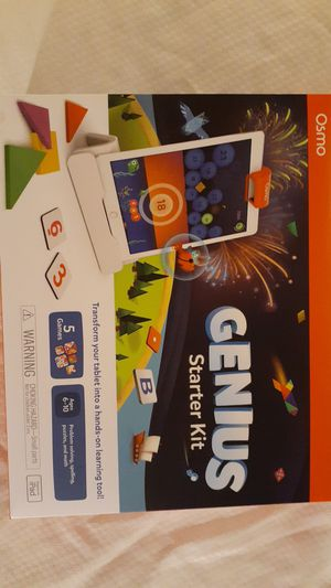 OSMO GENIUS STARTER KIT for Sale in Woodland, CA