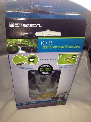 Emerson 10x25 Digital Camera Binoculars for Sale in Smithville, MO
