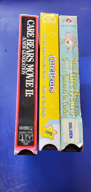 VHS Children's Movies for Sale in Chino, CA