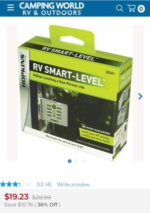 Hopkins RV Smart level **NEW** for Sale in Valley Grande, AL