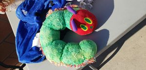 The very hungry caterpillar neck pillow for Sale in La Puente, CA
